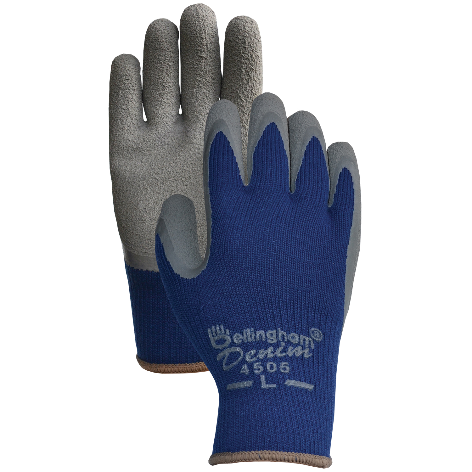 Bellingham Denim™ Work Glove 3-Pack