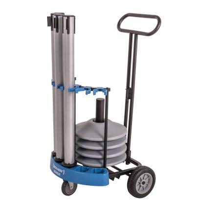Rover Cart Bundle - Silver Steel 16