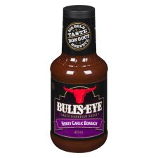 Bull's-Eye Honey Garlic Bonanza BBQ Sauce
