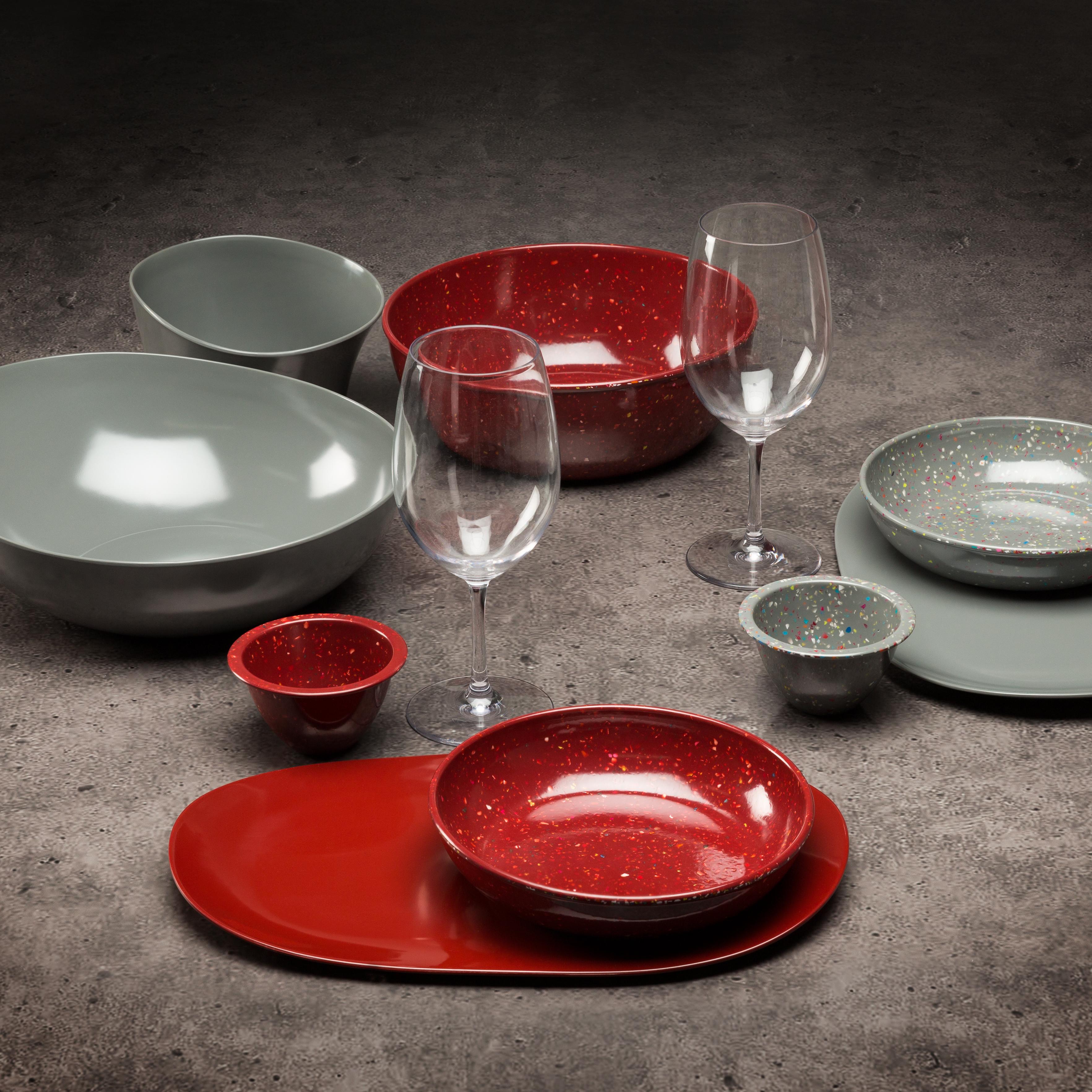 Moso Dishwasher-Safe Bamboo Bowl Set, Dover, 3-piece set