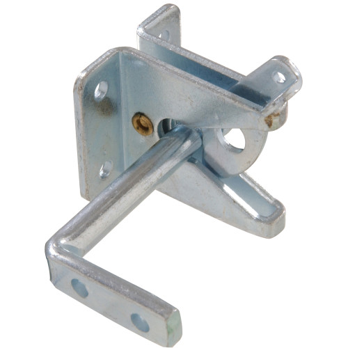 Hardware Essentials Gate Latch For Outswing Gate Zinc