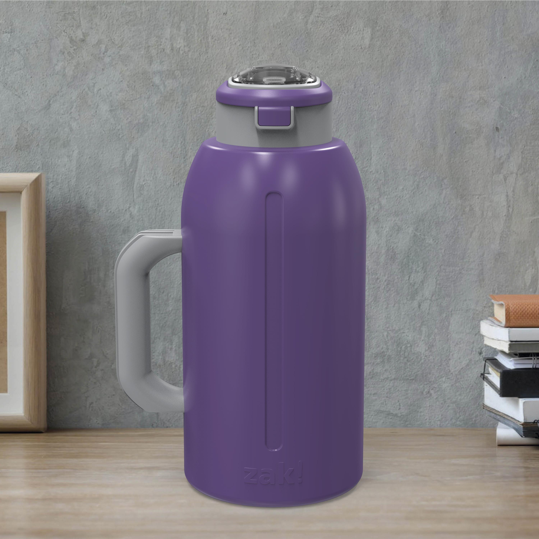 Genesis 64 ounce Stainless Steel Water Bottles, Viola slideshow image 3