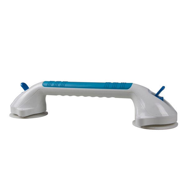 9216 Series Suction Grab Bars with Red and Green Safety Indicators