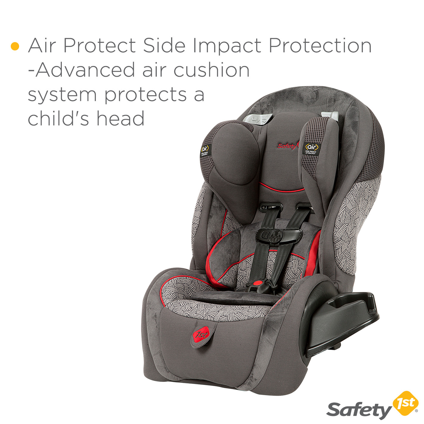 Safety-1st-Complete-Air-65-Convertible-Car-Seat thumbnail 29
