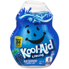 Kool-Aid Blue Raspberry Liquid Drink Mix, 1.62 fl oz Bottle
