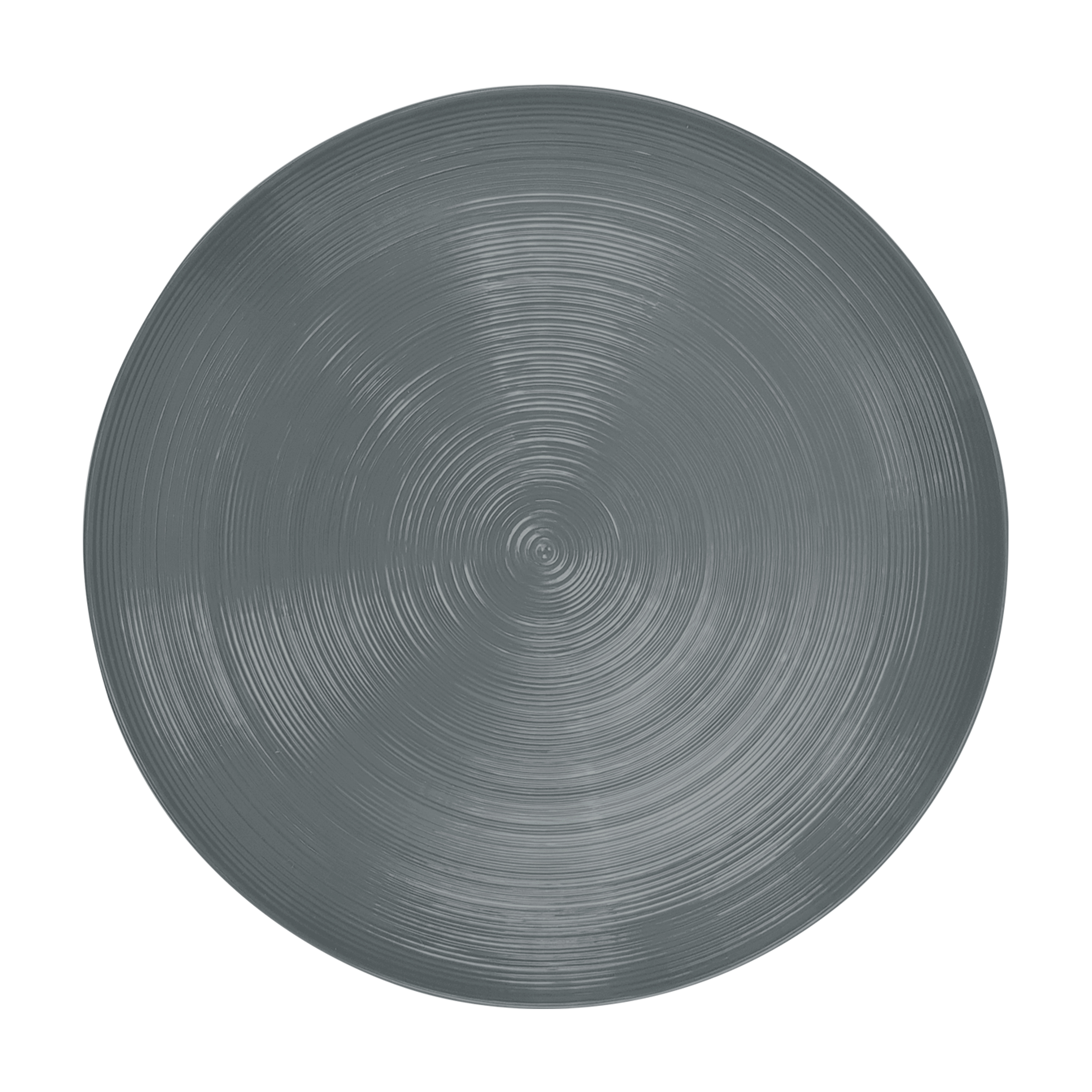 American Conventional Plate & Bowl Sets, Charcoal, 12-piece set slideshow image 5