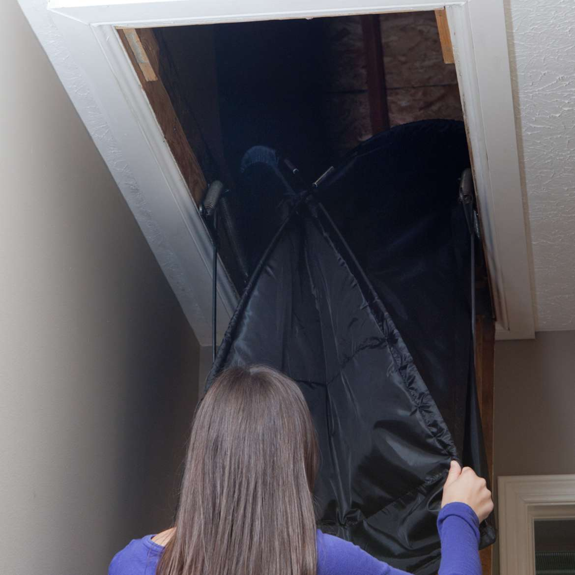 Attic Stairway Cover
