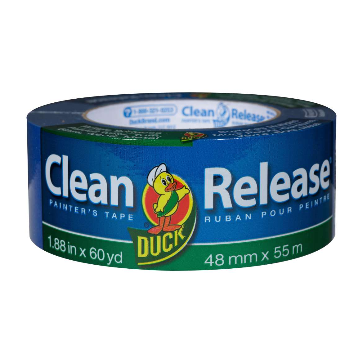 Clean Release® Painter's Tape - Blue, 1.88 in. x 60 yd. Image
