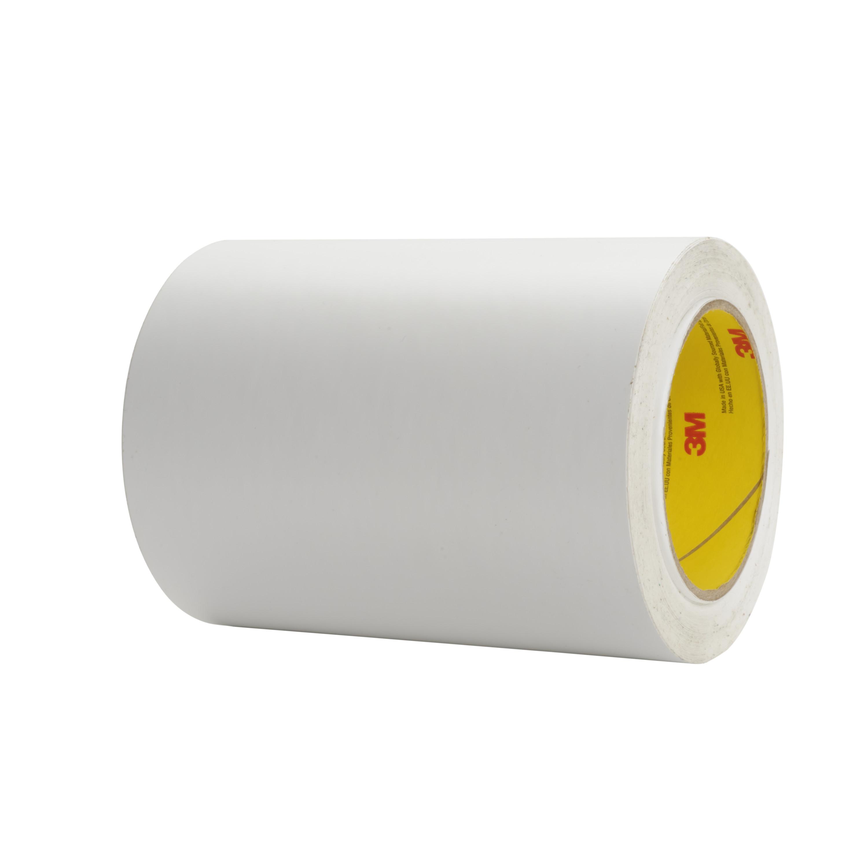 3M™ Vinyl Film Tape 33515, Gray, 12 in x 10 yd, 15 mil, 4 rolls per case