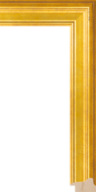 Hudson Gold 1 5/8