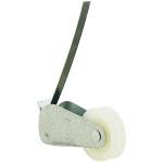 Bagged Single-Wheel J-Shape Nylon Rollers