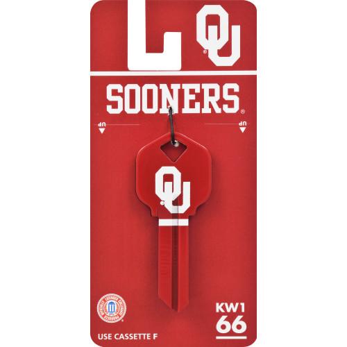 University of Oklahoma Key Blank