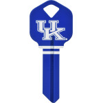 NCAA University of Kentucky Key Blank