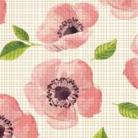 Swatch for Printed Duck Tape® Brand Duct Tape - Vintage Floral, 1.88 in. x 10 yd.