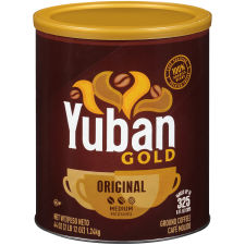 Yuban Gold Original Medium Roast Ground Coffee 44 oz Canister