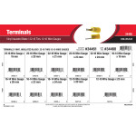 Vinyl Insulated Blade Terminals Assortment