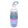 HydraTrak 32 ounce Water Bottle, Periwinkle slideshow image 1