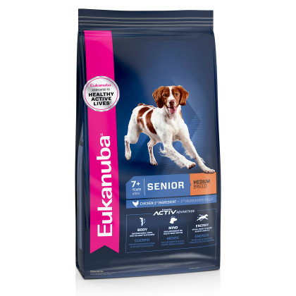 Senior Medium Breed Dry Dog Food