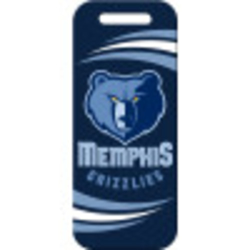 Memphis Grizzlies Large Luggage Quick-Tag 5 Pack