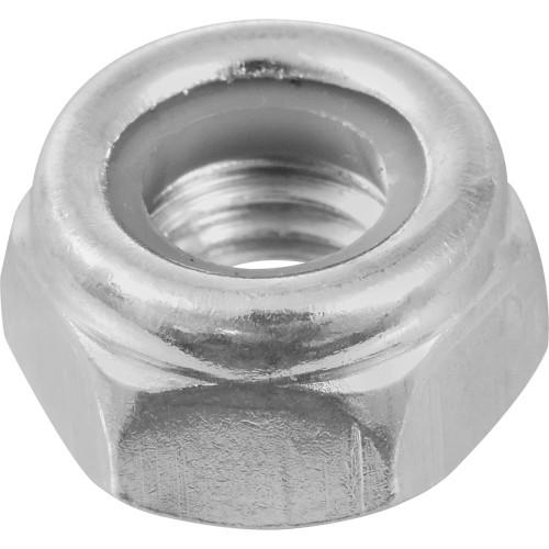Metric Nylon Insert Lock Nut (M3-0.50)