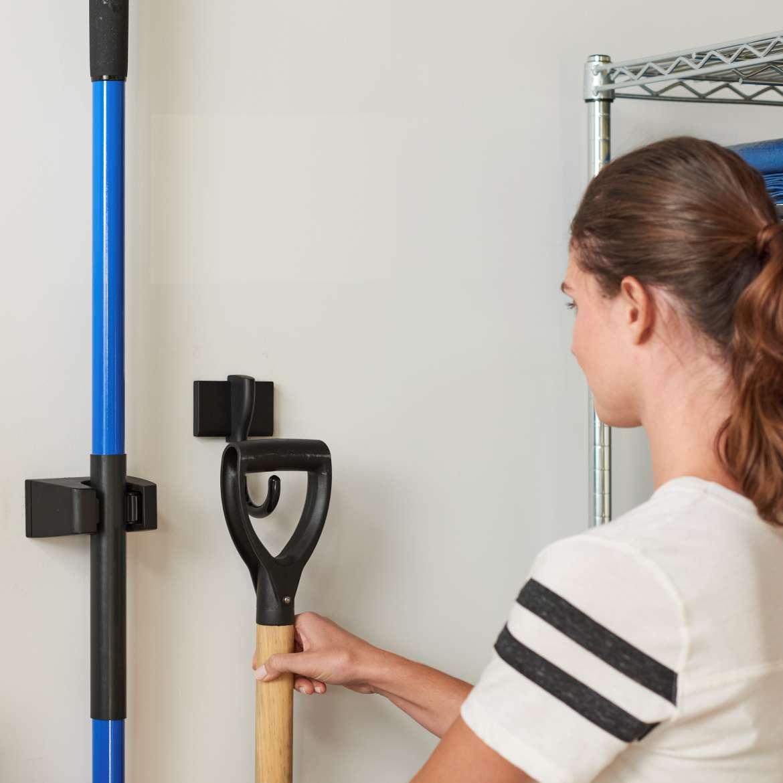 Duck® EasyMounts™ Heavy-Duty Drywall Garage Kit