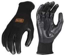 BLACK+DECKER BD515 Tactile Grip Work Glove