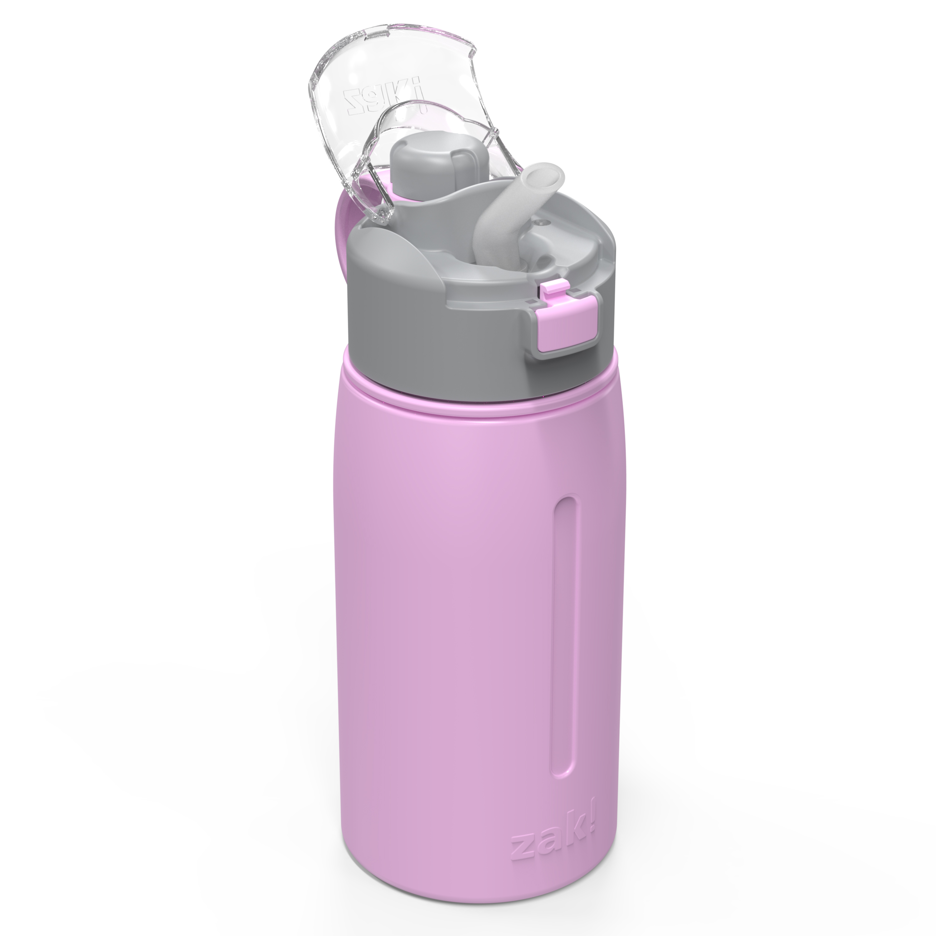 Genesis 18 ounce Vacuum Insulated Stainless Steel Tumbler, Lilac slideshow image 3