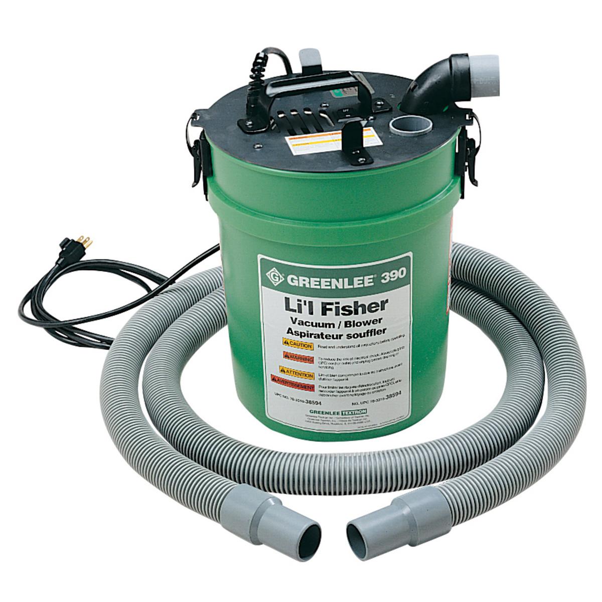 Greenlee 390 Blower/Vacuum Compact (38594)