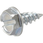 Slotted Hex Washer Head Needle Point Lath Screw