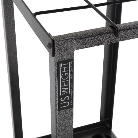 Statesman Cart Bundle - Silver Steel 17