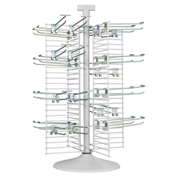 Rotating Counter Candle Rack
