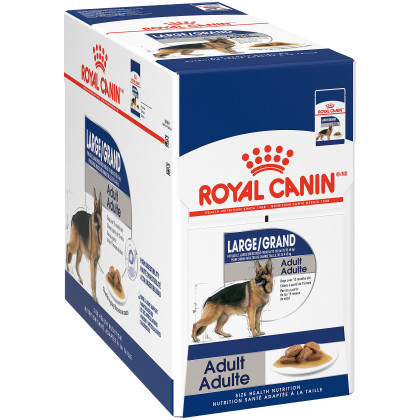Royal Canin Size Health Nutrition Large Adult Pouch Dog Food