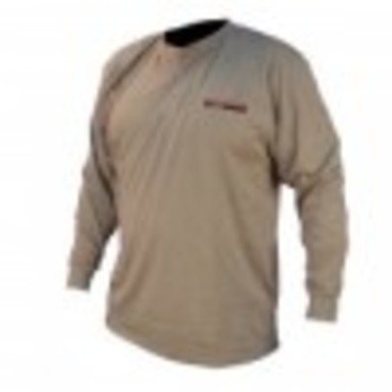 Radians FRS-002 VolCore™ Long Sleeve Cotton Henley FR Shirt