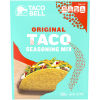 Taco Bell Original Taco Seasoning Mix 1 oz Envelope