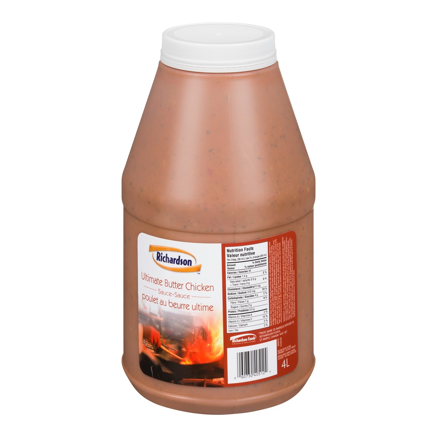 RICHARDSON Ultimate Butter Chicken Sauce 4L 2