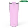 Aberdeen 30 ounce Vacuum Insulated Stainless Steel Tumbler, Lilac slideshow image 1