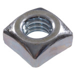 Zinc-Plated Square Nut