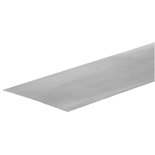 SteelWorks Zinc-Plated Steel Solid Sheet (1/64