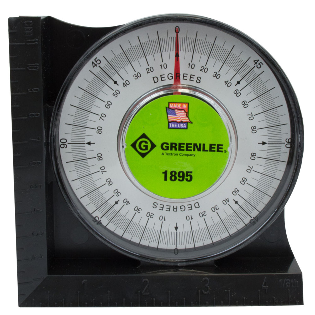 Greenlee 1895 Protractor Large