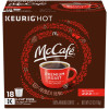 McCafe Premium Roast Coffee K-Cup Pods, 18 count
