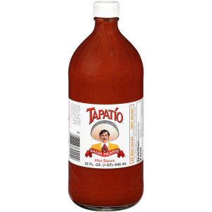 TAPATIO Hot Sauce, 32 oz. Bottles (Pack of 12) image