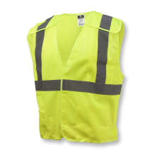 Radians SV4 Economy Type R Class 2 Breakaway Mesh Safety Vest
