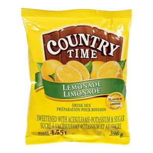 COUNTRY TIME Lemonade 396g 18 image