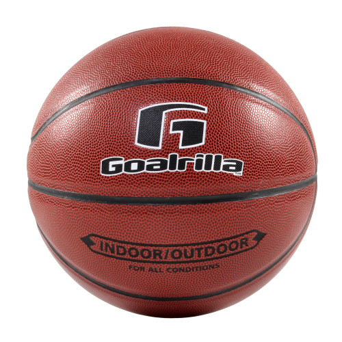 Suggested product: Indoor/Outdoor Basketball Ball