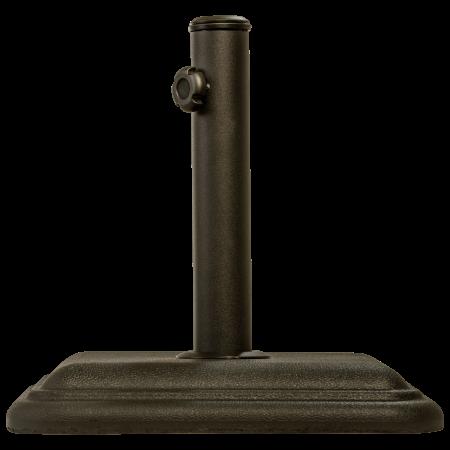 26 lb Umbrella Base - Brown 10