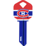 NHL Montreal Canadiens Key Blank