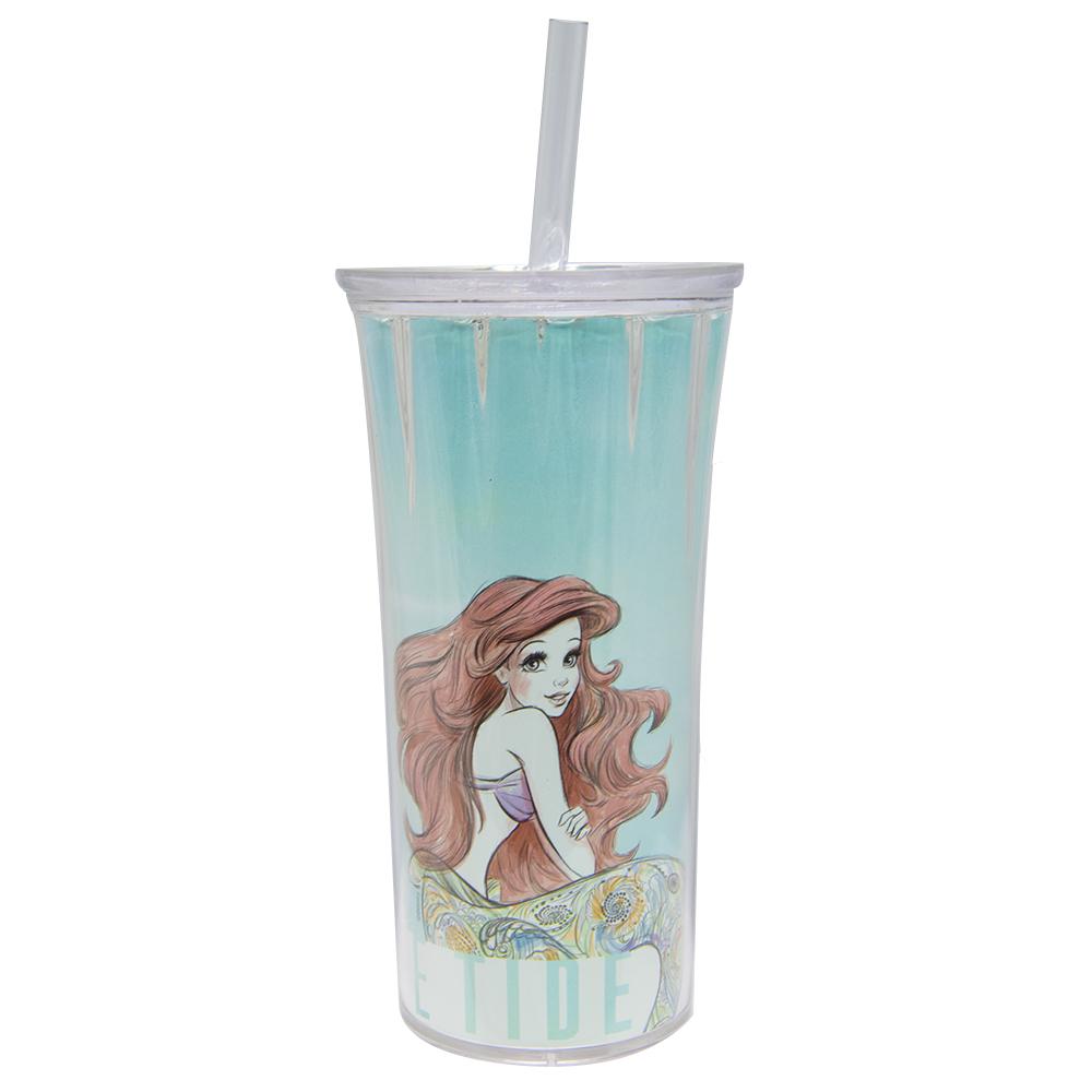 Disney 20 ounce Insulated Tumbler, Little Mermaid slideshow image 2