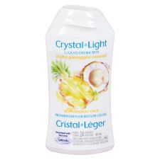 Crystal Light Liquid Drink Mix, Aloha Pineapple Coconut