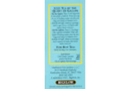 Ingredient panel  of American Classic Tea Box
