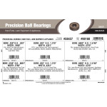 Precision Ball Bearings Assortment (Hand Tools, Lawn Equipment, & Appliances)